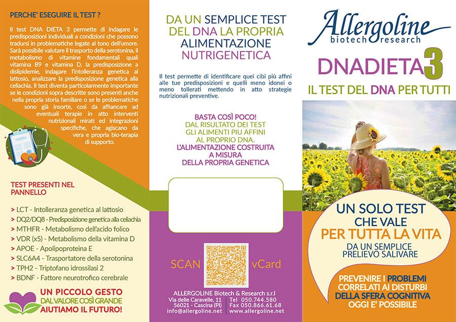 Test DNA Sassari
