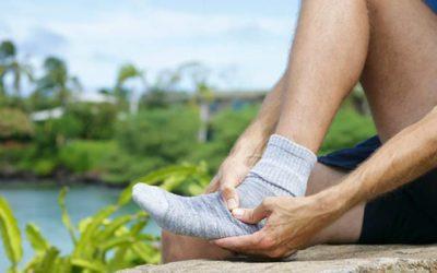 Ozonoterapia per la cura delle ulcere del piede diabetico